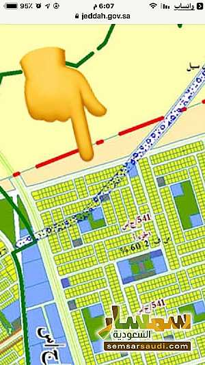 Ad Photo: Land 1200 sqm in Jeddah  Makkah