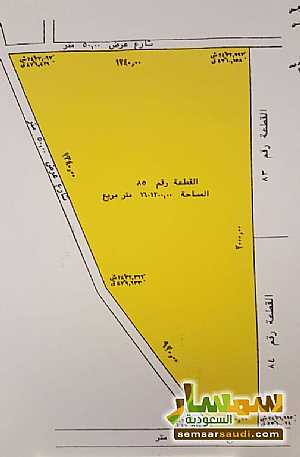Ad Photo: Land 1601200 sqm in Al Kharj  Ar Riyad