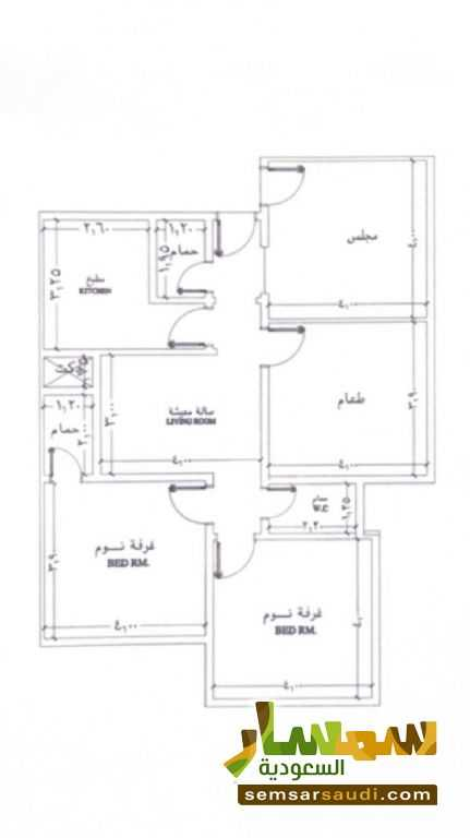 Photo 3 - Apartment 4 bedrooms 3 baths 115 sqm super lux For Sale Jeddah Makkah