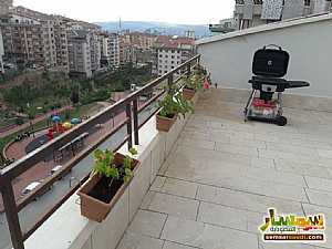 6 bedrooms 5 baths 360 sqm extra super lux For Rent Cankaya Ankara - 42