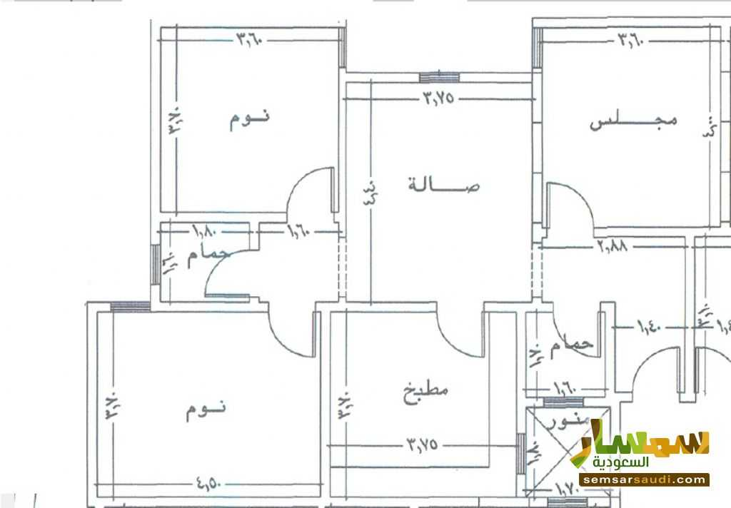 Photo 5 - Apartment 3 bedrooms 2 baths 114 sqm super lux For Sale Mecca Makkah