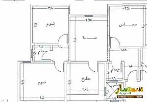 Apartment 3 bedrooms 2 baths 114 sqm super lux For Sale Mecca Makkah - 5