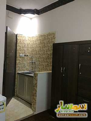 Apartment 1 bedroom 1 bath 76 sqm super lux For Rent Al Kharj Ar Riyad - 4