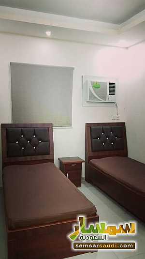 Ad Photo: Apartment 1 bedroom 1 bath 102 sqm super lux in Saudi Arabia