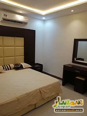 Ad Photo: Apartment 2 bedrooms 1 bath 123 sqm extra super lux in Saudi Arabia