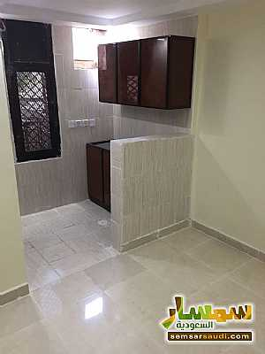 Apartment 1 bedroom 1 bath 80 sqm semi finished For Rent Hadda Makkah - 5