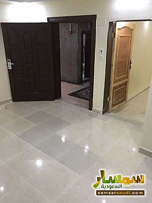 Apartment 1 bedroom 1 bath 80 sqm semi finished For Rent Hadda Makkah - 7