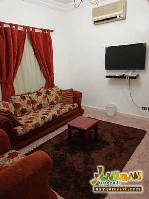 Apartment 1 bedroom 1 bath 80 sqm super lux For Rent Jeddah Makkah - 10