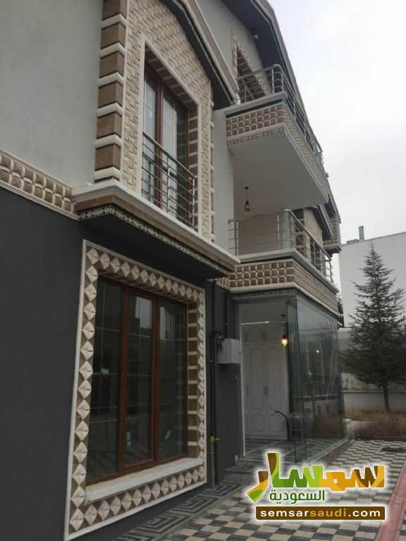 Photo 32 - Villa 5 bedrooms 4 baths 345 sqm extra super lux For Sale Cankaya Ankara