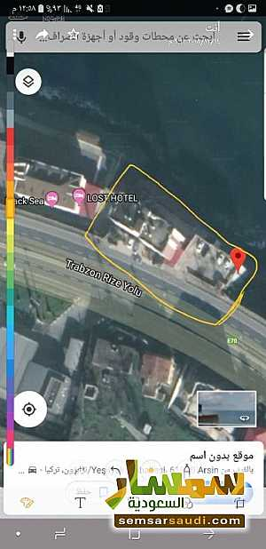 Commercial 1,200 sqm For Sale arsin Trabzon - 4