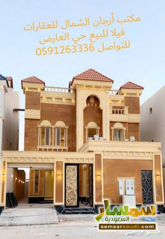 Photo 10 - Villa 3 bedrooms 5 baths 360 sqm extra super lux For Sale Riyadh Ar Riyad