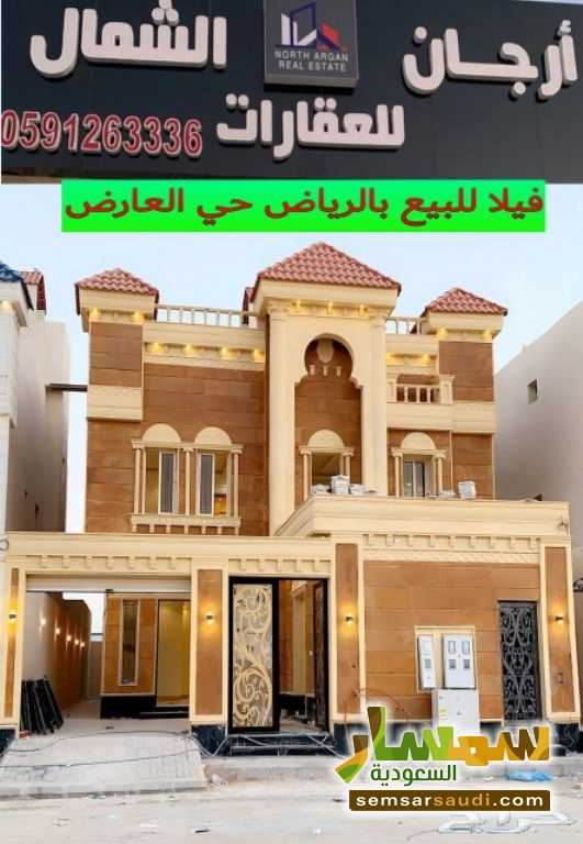 Photo 9 - Villa 3 bedrooms 5 baths 360 sqm extra super lux For Sale Riyadh Ar Riyad