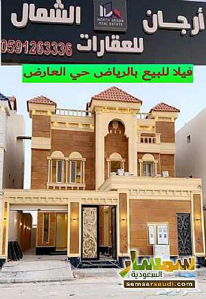 Villa 3 bedrooms 5 baths 360 sqm extra super lux For Sale Riyadh Ar Riyad - 9