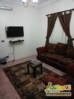 Ad Photo: Apartment 2 bedrooms 1 bath 80 sqm super lux in Saudi Arabia