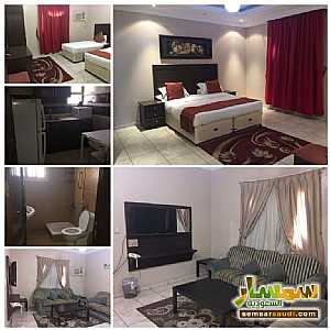 Ad Photo: Apartment 2 bedrooms 1 bath 90 sqm extra super lux in Jeddah  Makkah