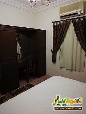 Apartment 1 bedroom 1 bath 80 sqm super lux For Rent Jeddah Makkah - 5