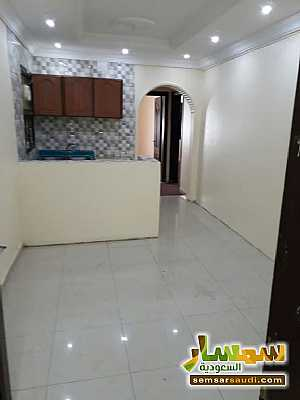 Apartment 1 bedroom 1 bath 85 sqm extra super lux For Rent Jeddah Makkah - 4