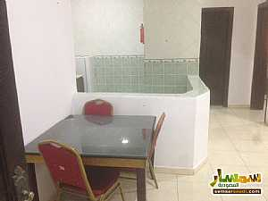 Apartment 2 bedrooms 1 bath 100 sqm extra super lux For Rent Jeddah Makkah - 7