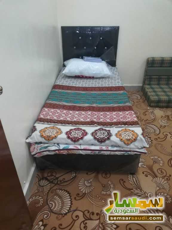 Photo 16 - Apartment 2 bedrooms 1 bath 100 sqm extra super lux For Rent Al Kharj Ar Riyad