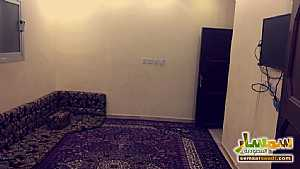 Apartment 1 bedroom 1 bath 80 sqm super lux For Rent Al Kharj Ar Riyad - 1
