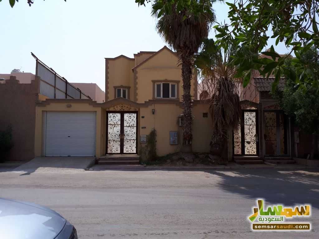 Photo 1 - Villa 4 bedrooms 5 baths 375 sqm semi finished For Rent Riyadh Ar Riyad