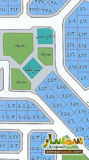 Ad Photo: Land 500 sqm in Jeddah  Makkah