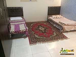 Apartment 2 bedrooms 1 bath 110 sqm super lux For Rent Jeddah Asir - 12