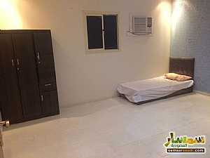 Apartment 2 bedrooms 1 bath 110 sqm super lux For Rent Jeddah Asir - 6