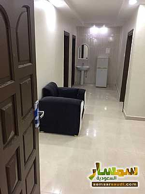 Apartment 1 bedroom 1 bath 70 sqm super lux For Rent Jeddah Makkah - 9